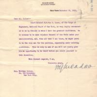 William G. McAdoo to the William Sulzer