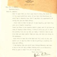John L. Irvin to William G. McAdoo
