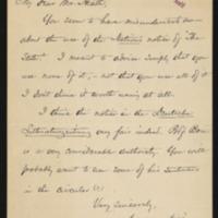 Woodrow Wilson to Daniel C. Heath
