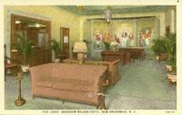 Wilson Hotel Lobby, New Brunswick, NJ