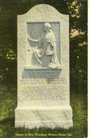 Gravestone of Ellen Axson Wilson