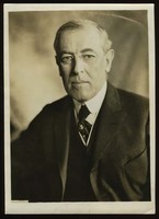Woodrow Wilson, Taken at the Paris Peace Conference