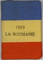 A French almanac for 1919.