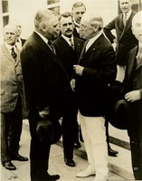 Woodrow Wilson with Governors Sproul of Pennsylvania and Cooper of South Carolina