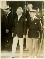 Woodrow Wilson and Joseph P. Tumulty