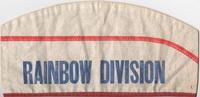 Rainbow Division Hat