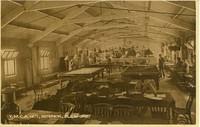 YMCA Hut Interior, Sleaford