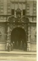 Entrance General Hospital, Oxford, England