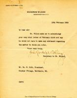 John Randolph Bolling to William W. Guth