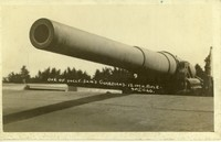 One of Uncle Sam's Guardians - 12 Inch Rifle