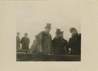 Woodrow Wilson and Edith Bolling Wilson