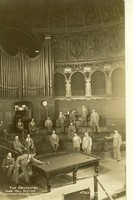Orchestra Room, General Hospital, Oxford, England