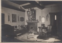 Photograph of a Living Room