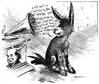 Democratic Party Listening to William Jennings Bryan
