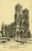 Destruction of Reims Cathedral