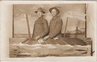 Henry Gordon and John Wells