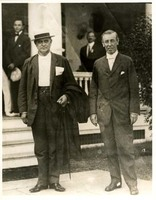 Woodrow Wilson and Champ Clark