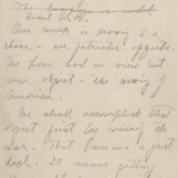 Notes on a Calvin Coolidge Speech