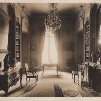 Paris White House Sitting Room