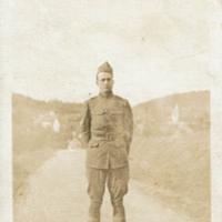 Lt. Koger, AEF, 1917
