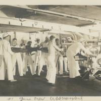#1 Guns Crew USS Maryland