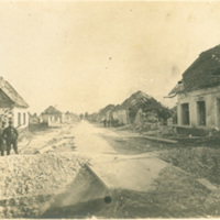 Ruined Buildings in Belgium