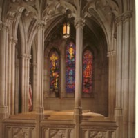 Wilson's Crypt in National Cathedral