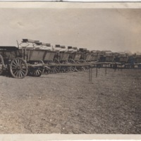 Row of Wagons