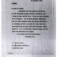 Woodrow Wilson to Richard Hooker