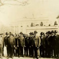 Woodrow Wilson and the War Committee of Farm Products and Livestock Producers