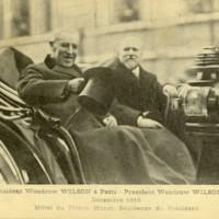 Wilson and Raymond Poincare