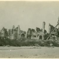 Unidentified Ruins [Bellicourt, France?]