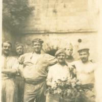 German Prisoners at Verdun
