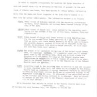 Arrangements for Transfers of Liberty Loan Bonds