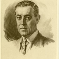 Wilson Portrait and Signature