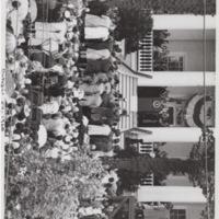 Crowd at Eisenhower's Speech