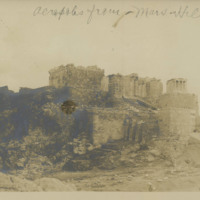 Acropolis from Mars Hill