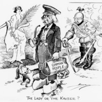 The Lady or the Kaiser?