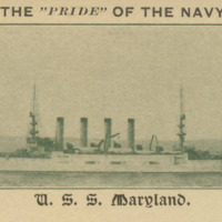 """The """"Pride"""" of the Navy, USS Maryland"""
