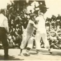 Wrestling on the USS George Washington