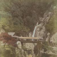 Nunobiki Waterfall of Kobe