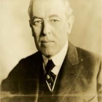 Woodrow Wilson, A Portrait Study