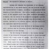 Memorandum for the Secretary