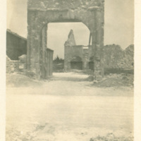 City Gate, Bellicourt, France