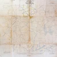Map of Fort Dix: 1st Lieutenant TJ Koger