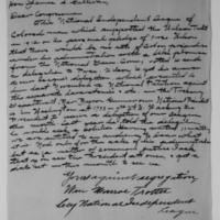 William Monroe Trotter to James A. Gallivan