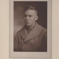 Unidentified World War I soldier