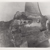 Side View of a Torpedo Component