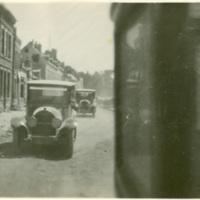 Automobiles on Street