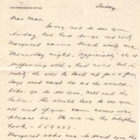 Edward Elliott to William G. McAdoo